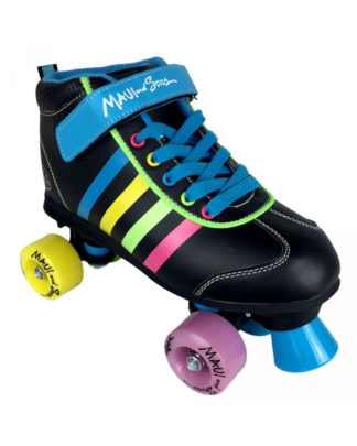 MAUI Superstar rollerskate black