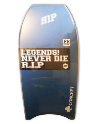 RIP Concept PE Blue