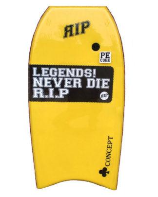RIP Concept PE yellow