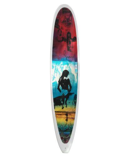 SURFACTORY Longboard 9' samoa
