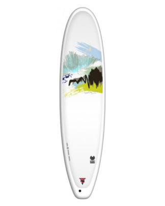 SURFACTORY Malibu 7'4 mane guen