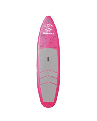 "SURFPISTOLS Sup 9'7"" rose"