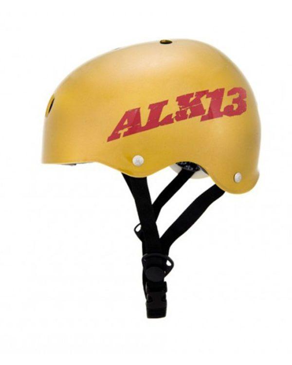 ALK13 Helmet H2O+ grey / green