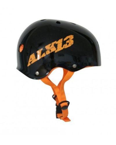 ALK13 H2O+ Helmet black / orange