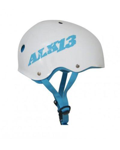 ALK13 H2O+ Helmet white / light blue
