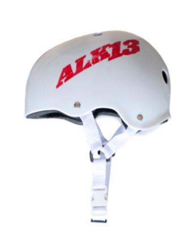 ALK13 H2O Helmet white / red