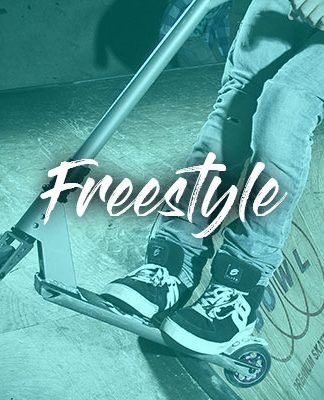 Trottinettes freestyle