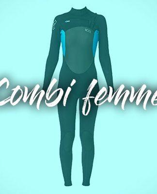 Combinaison femme
