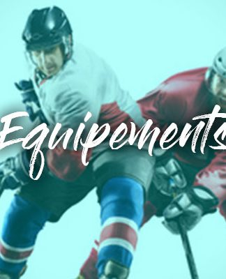Equipements hockey
