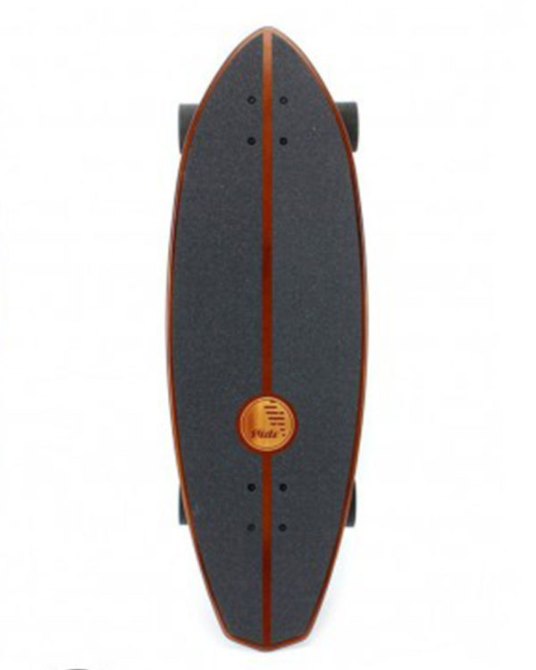 SLIDE Surfskate diamond single 32