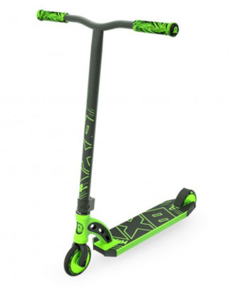 Trottinette freestyle MADD VX8 pro black / green