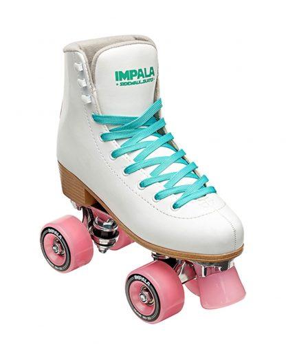 Roller quad IMPALA White