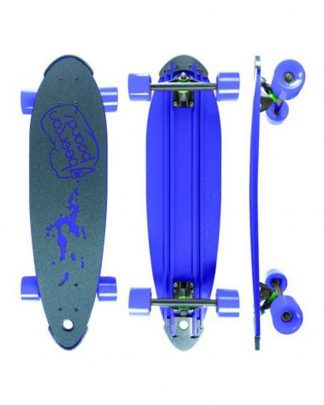 Cuiser pin tail 30'' BEERCAN violet
