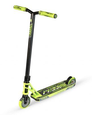 Trottinette Freestyle MGBP mgx shredder noir-vert