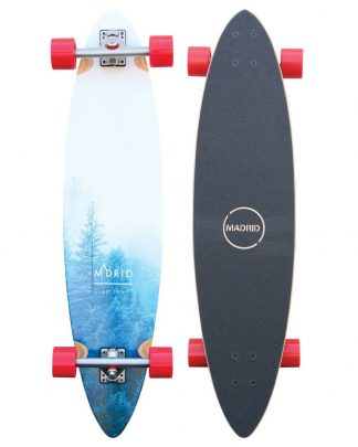longboard MADRID Blunt 38″ forest