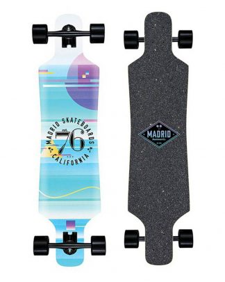 longboard MADRID spade top munt 39 Glitch