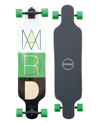 longboard MADRID trance Top-Munt cutout 39″
