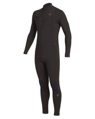 Combi surf BILLABONG revo cz gbs ls 5/4mm - black - Homme