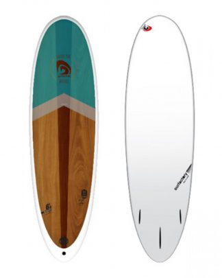 Planche surf SURFACTORY scorpion 6,4 wood