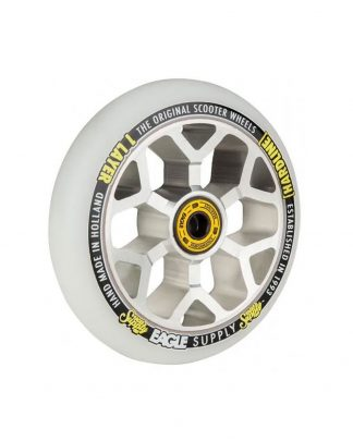 Roue EAGLE hardline 1 layer 24x110mm par 1 sliver-white