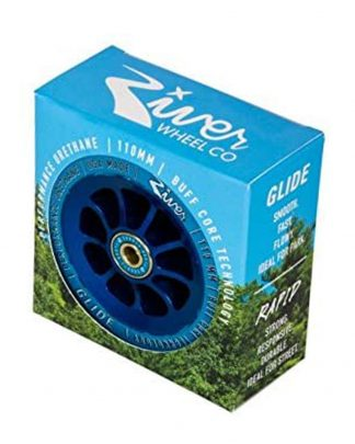 Roues RIVER Glide 110x24mm x2